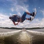 nyáron a Balatonon is lehet wakeboardozni